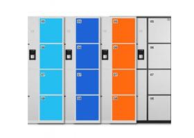 寄存柜为什么要选择智能电子寄存柜?