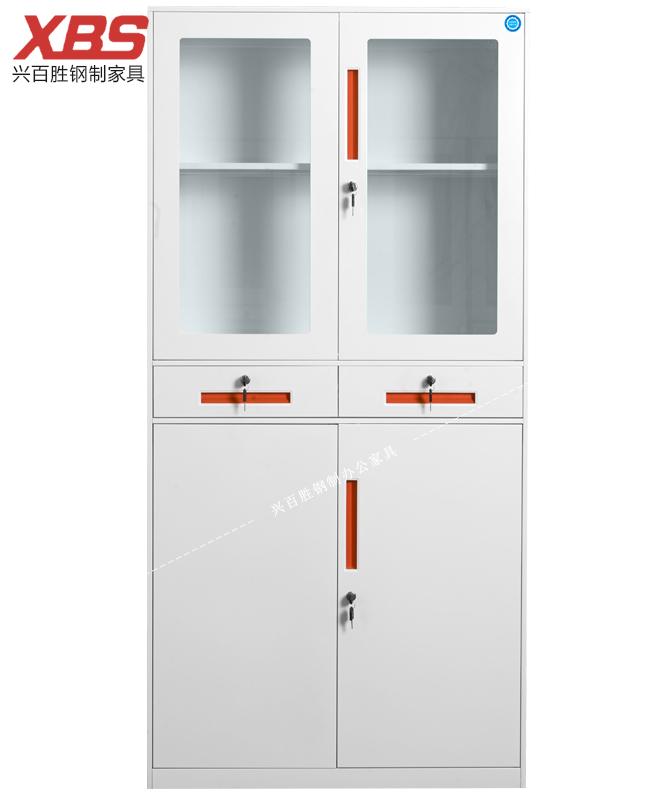 新款中二抽器械文件柜  BS-022,深圳文件柜厂家