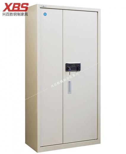 钢制铁皮保密档案柜,新款双门电子保密柜 BS-182