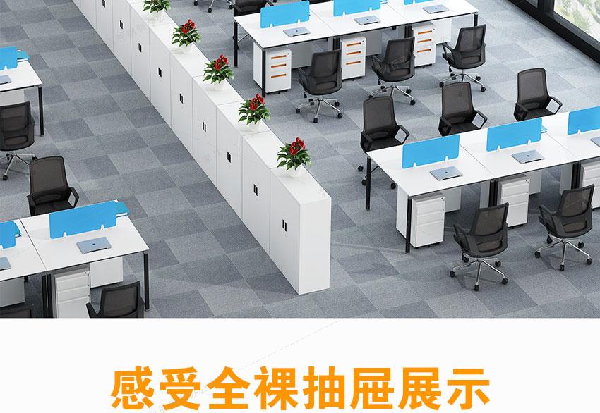 新款办公室活动柜图片展示