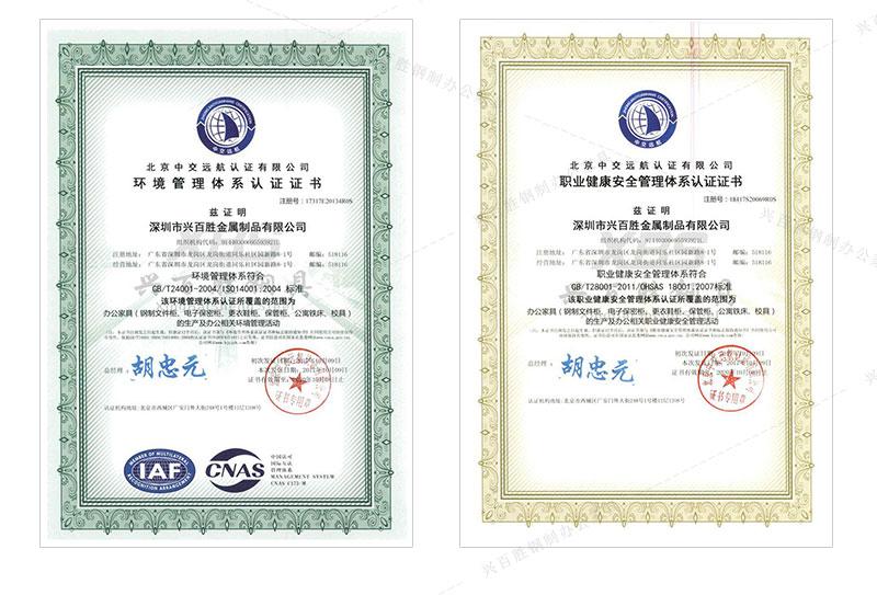 资质认证管理