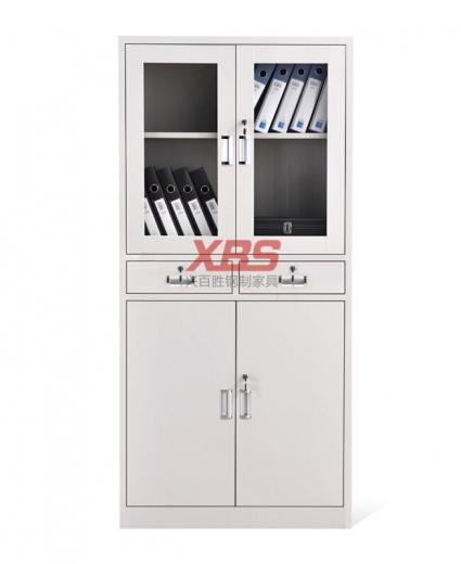 经典中二抽钢制文件柜,钢制铁皮文件柜