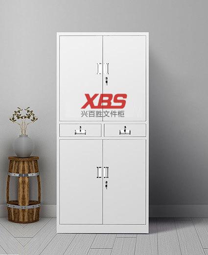 铁二斗钢制铁皮文件柜,铁皮文件柜,深圳市兴百胜金属制品有限公司