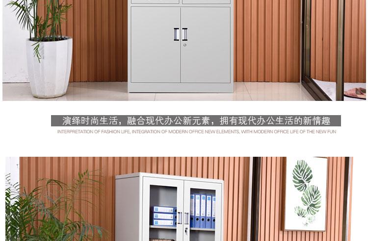深圳兴百胜文件柜厂家,外形款式好看,大气,是现在办公环境的首选